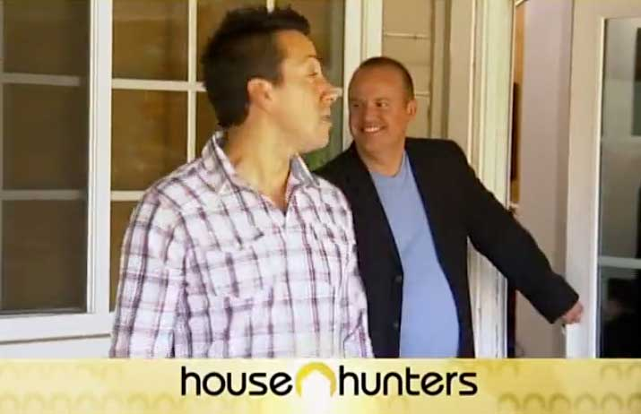 Tripp on House Hunters