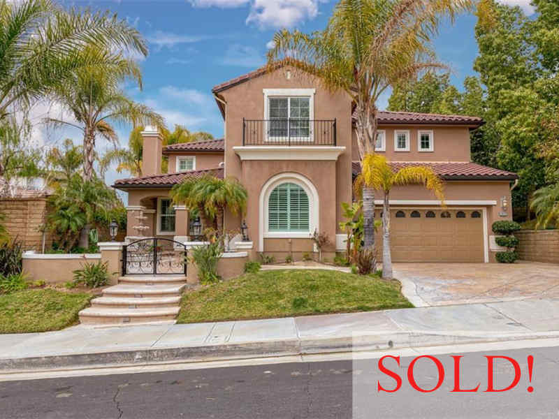 Sold Home in Saugus CA