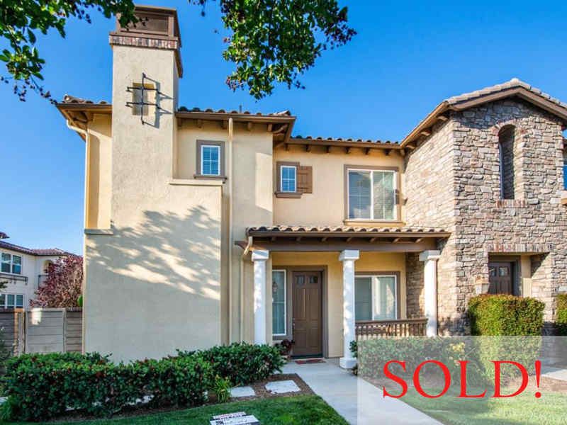 Valencia, CA Home Sold by Tripp Jones