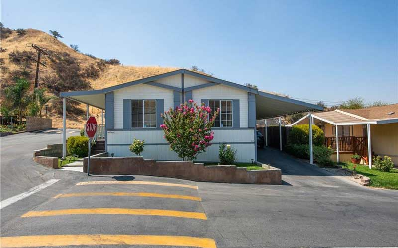 Sand Cyn Home Front Exterior 4