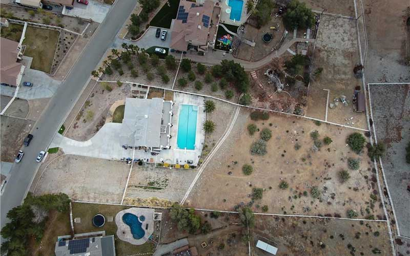 34405 Aspen Aerial View of Property