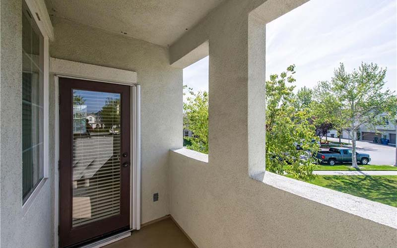 24138 Meadowlark Lane Balcony