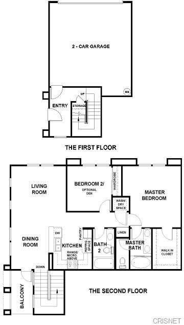 24138 Meadowlark Lane Floorplan
