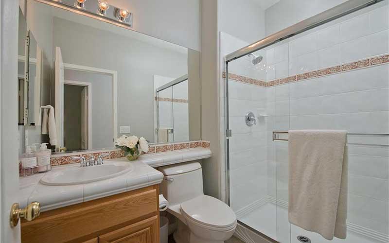 Bathroom 2 at 23253 Sorrel Court