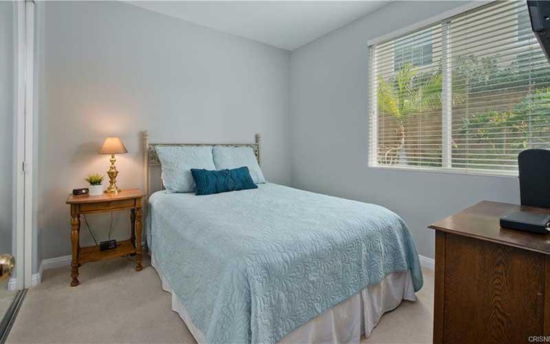 Bedroom 2 at 23253 Sorrel Court