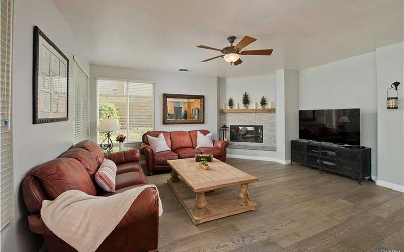 Family Area at 23253 Sorrel Court
