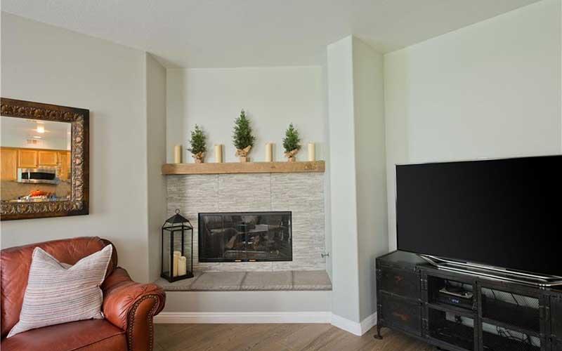 Fireplace at 23253 Sorrel Court