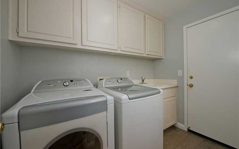 Laundry Room at 23253 Sorrel Court
