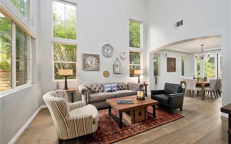Living Room 1 23253 Sorrel Court
